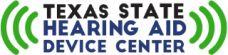 Texas State Hearing Aid Center logo
