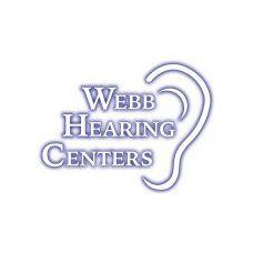 Webb Hearing Centers logo