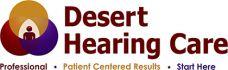 Desert Hearing Care logo