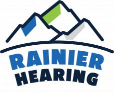 Rainier Hearing logo